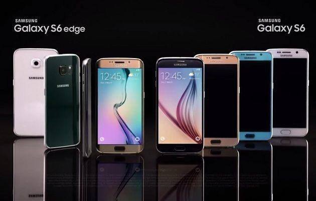 Galaxy S6 sólo tendrá disponibles 23 GB