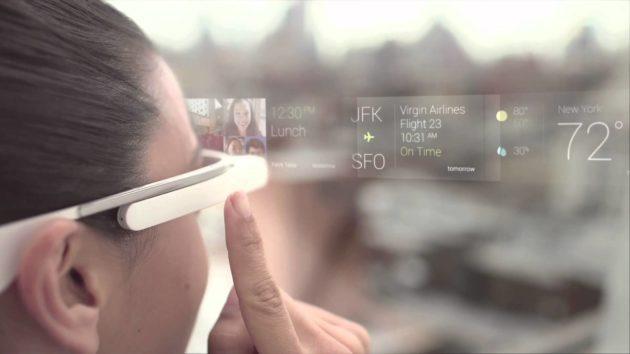 Eric Schmidt asegura que Google Glass no ha muerto