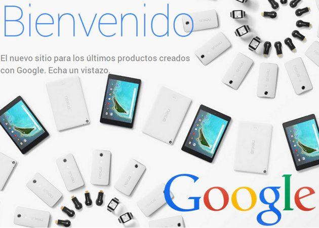 Google abre una nueva tienda para su creciente catálogo de hardware