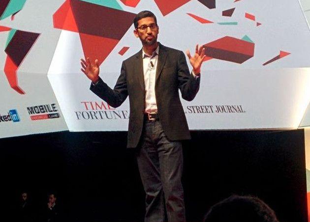 Google OMV, confirmado por Sundar Pichai