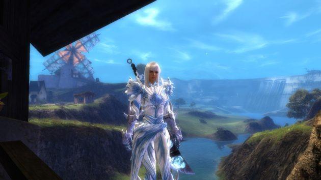 Guild Wars 2 está rebajado un 75% por tiempo limitado