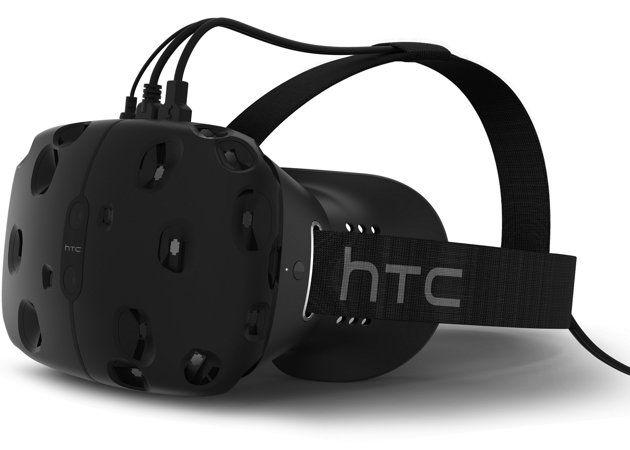 HTC Re Vive, dispositivo de realidad virtual basado en Steam VR