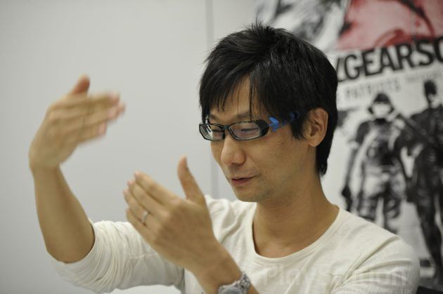 Hideo Kojima abandonará Konami (2)