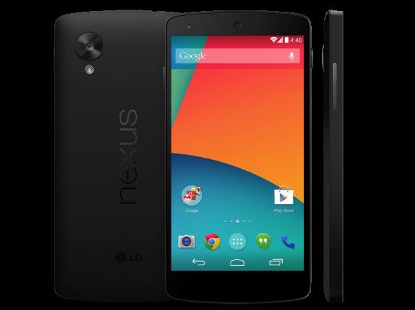 LG en el nuevo Nexus