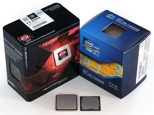 Las mejores CPUs para jugar