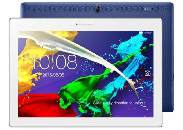Lenovo anuncia tablets Android y Windows