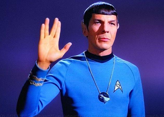 inmortal Sr. Spock