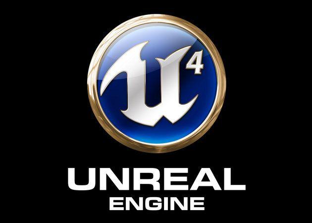 Logo de Unreal Engine 4