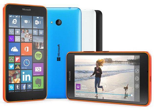Lumia 640 y Lumia 640 XL