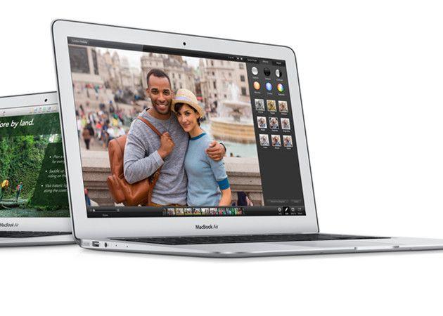 Nuevo MacBook Air 12 en el evento Apple Watch