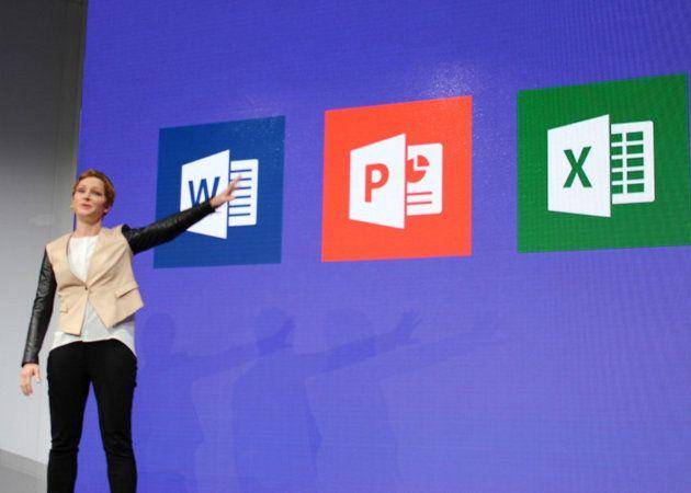 Microsoft presenta nuevas características para Office en el MWC 2015 de Barcelona