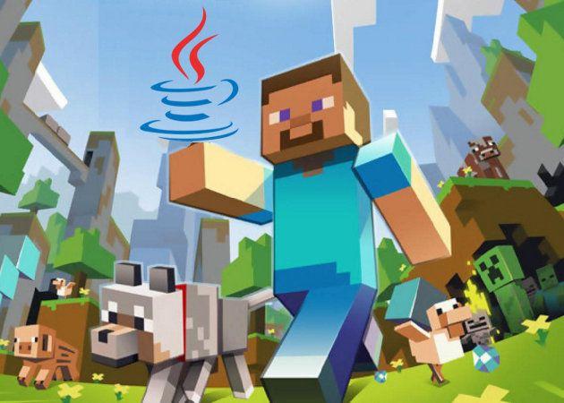 Minecraft ya no necesitará la instalación del Java de Oracle para funcionar