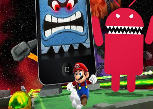Nintendo desarrollará juegos para smartphones y presenta Project NX