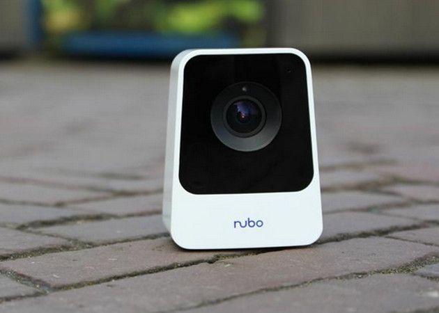 Panasonic Nubo, primera cámara de vigilancia 4G