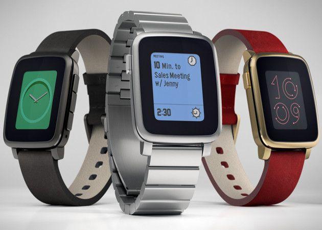 Pebble Time consigue más de 20 millones de dólares en Kickstarter