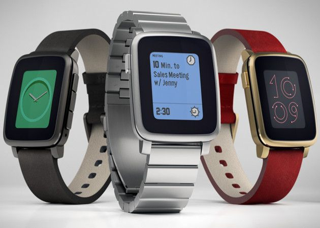 Pebble Time Steel consigue batir récords en Kickstarter