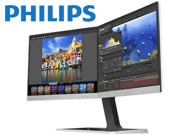 Philips lanza un doble monitor en un solo dispositivo