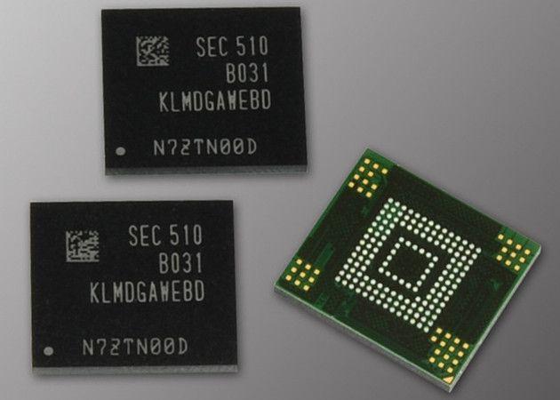 Smartphones gama media con 128 GB de la mano de Samsung