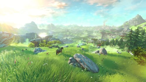 The Legend of Zelda para Wii U se retrasa a 2016