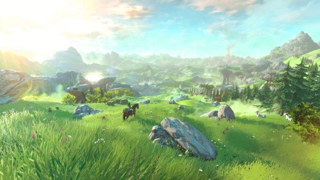 The Legend of Zelda para Wii U