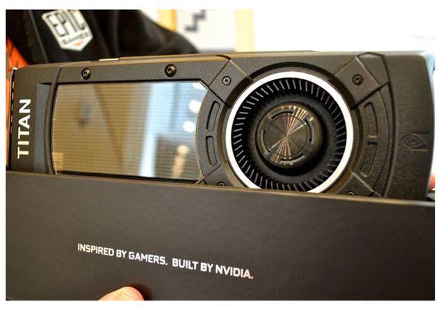 NVIDIA anuncia Titan X, la gráfica más potente del mercado