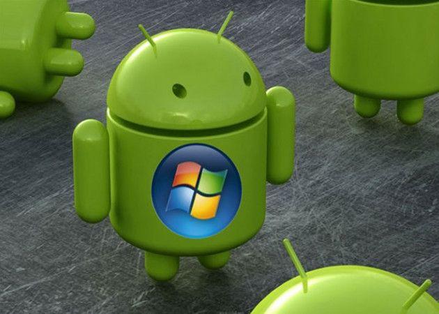 "Windows 10 podrá ""convertir"" smartphones Android"