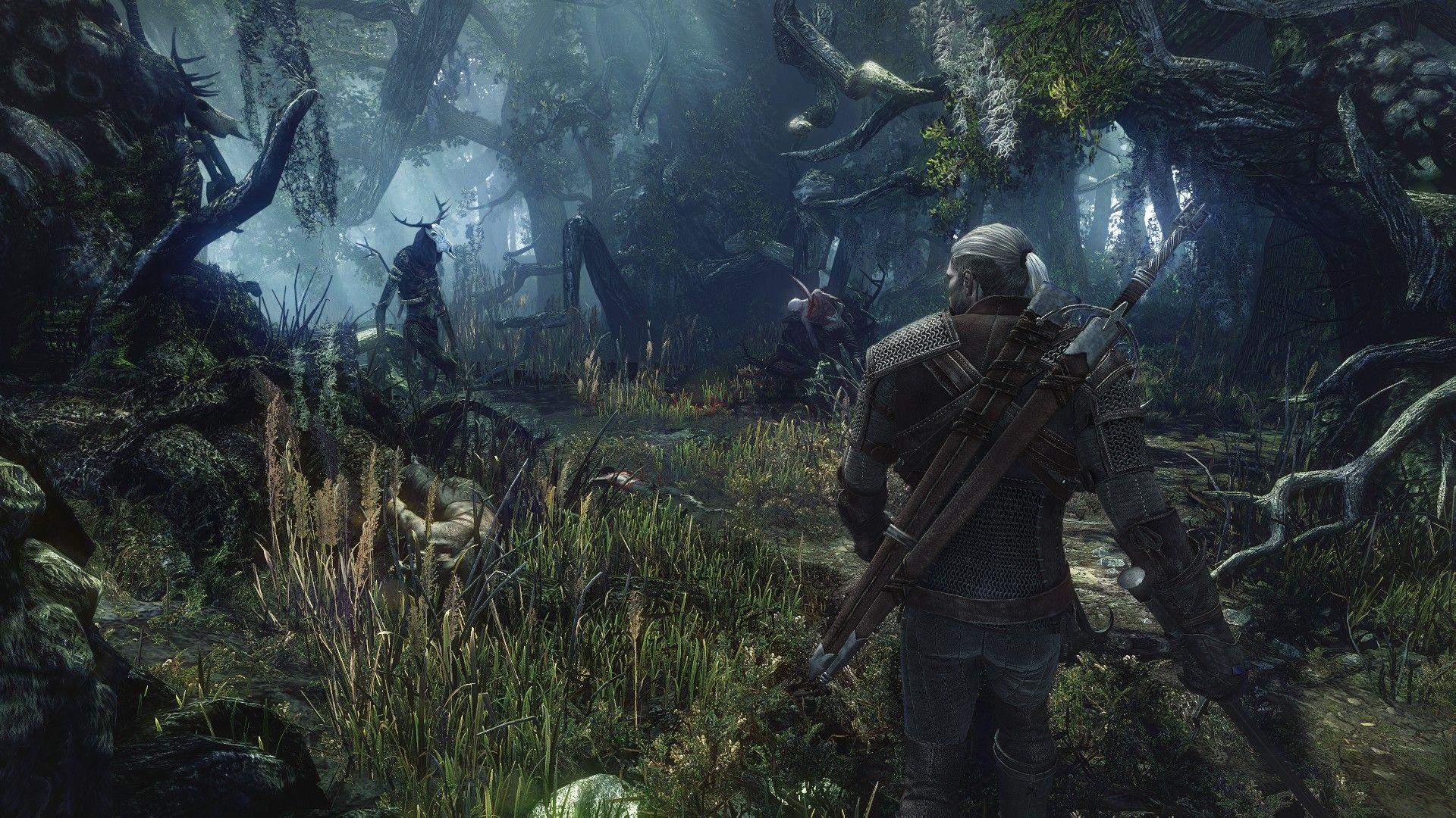 """The Witcher 3 en ultra será como """"una bofetada"""""""