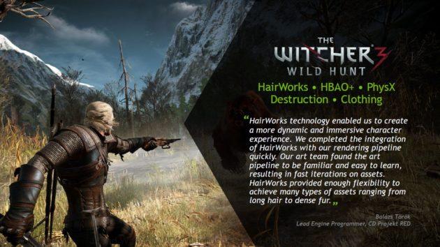 The Witcher 3 gratis con las GTX 900 de NVIDIA