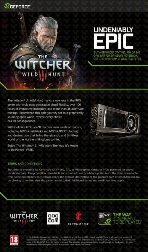 Witcher3-Free-with-NVIDIA-GTX-900