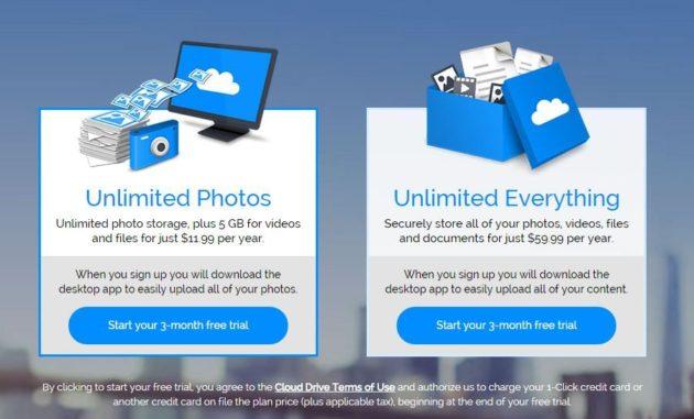 Amazon ofrece espacio ilimitado para fotos por menos de un euro al mes