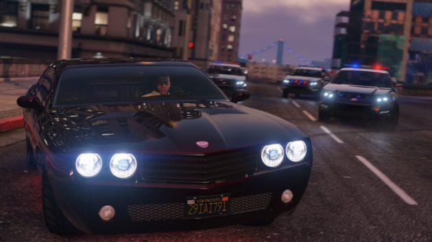 bien luce GTA V para PC