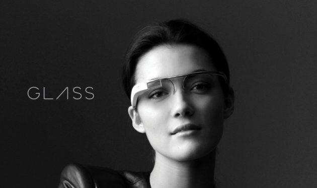 con las Google Glass