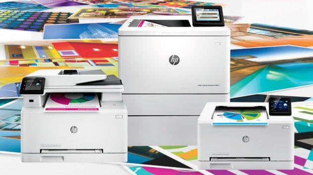 HP vuelve a innovar dentro del sector de impresión láser