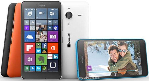 mejorada del Lumia 640 XL