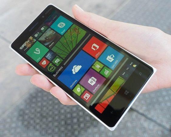 smartphones que recibirán Windows 10