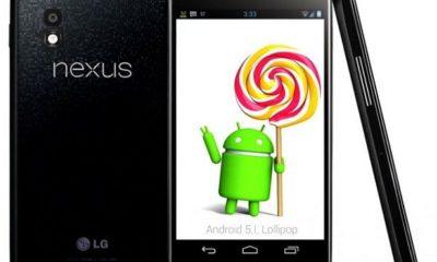 Android 5.1 para los Nexus 4 ya es una realidad 34