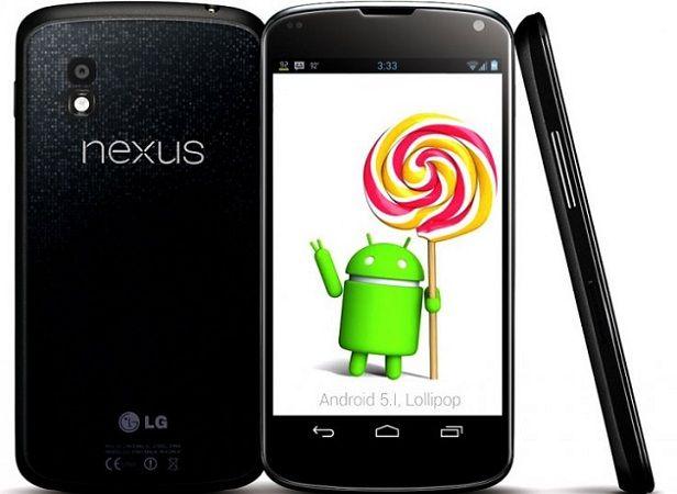 Android 5.1 para los Nexus 4 ya es una realidad 29