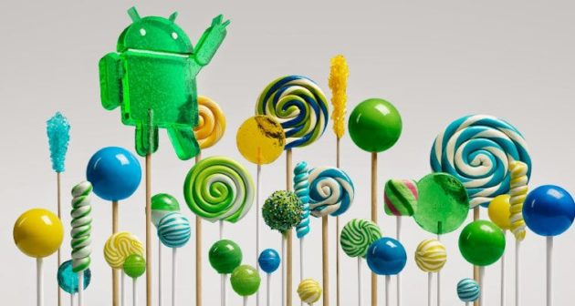 Android Lollipop sigue