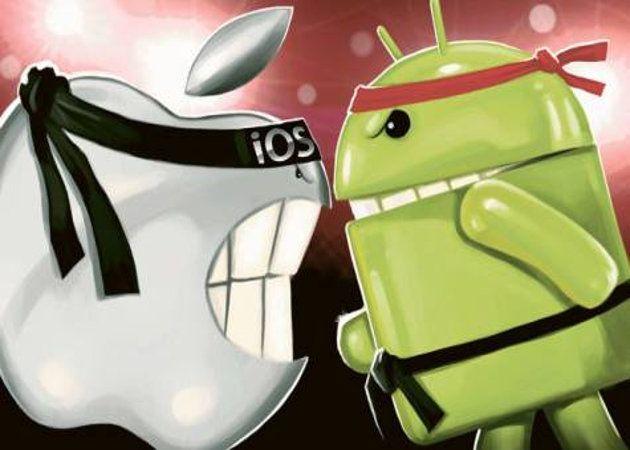 Dos hombres acaban a puñaladas por una discusión sobre el iPhone 6 y el Samsung Galaxy S6