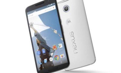 Bajan las ventas de smartphones Nexus