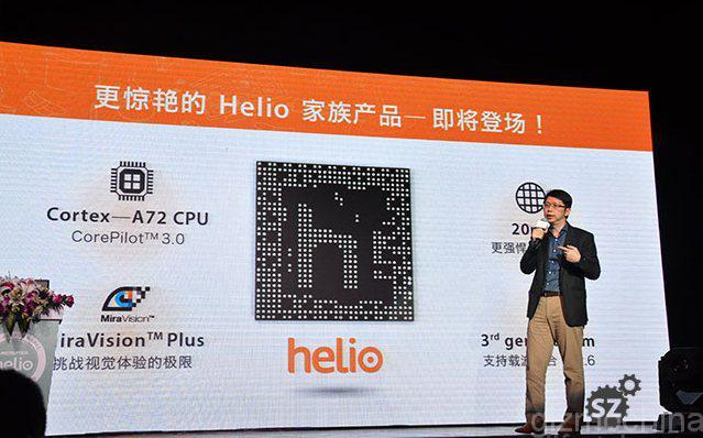 MediaTek Helio X20, un chip con CPU de 10 núcleos