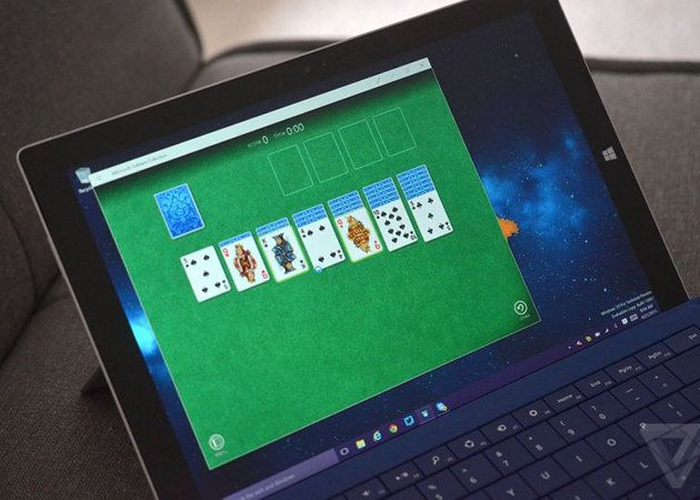 El Solitario regresa en Windows 10