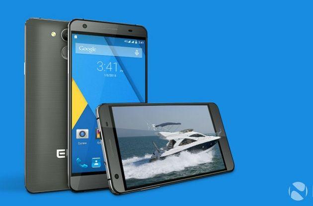 Elephone P7000, una gama alta a precio reducido 29