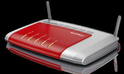 FRITZ!Box 7272, solución completa para conexiones por cable 33
