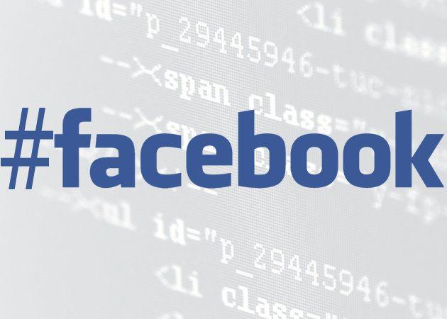Facebook podría dejar de dar soporte a los hashtags en su API