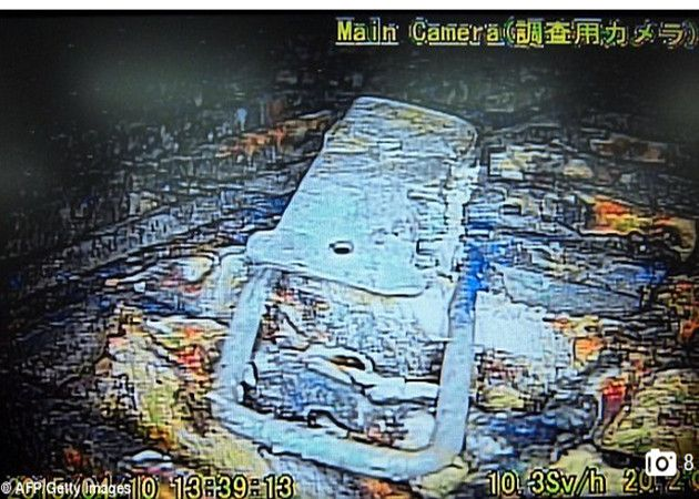 infierno de Fukushima