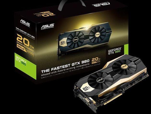 ASUS presenta la GTX 980 más rápida hasta la fecha
