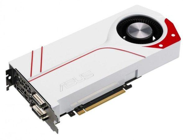 ASUS anuncia su nueva GeForce GTX 970 Turbo