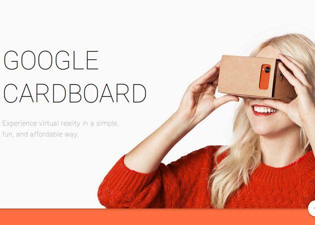 Google pone en marcha un programa de certificación para Cardboard VR