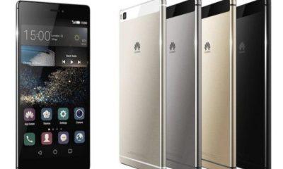 Huawei P8 presentado, características y precio 129